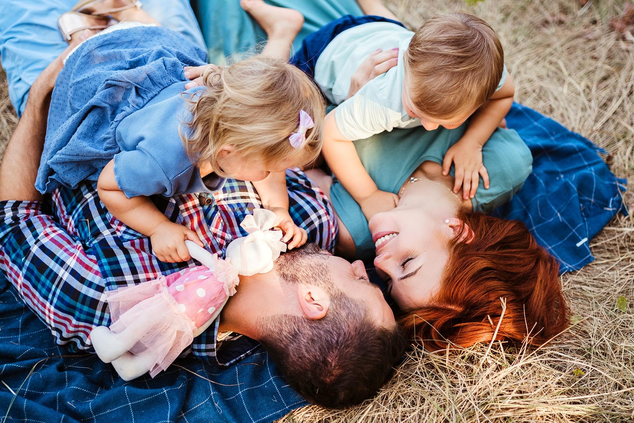Pełna miłości sesja rodzinna w Szczecinie Szczecin Fotograf