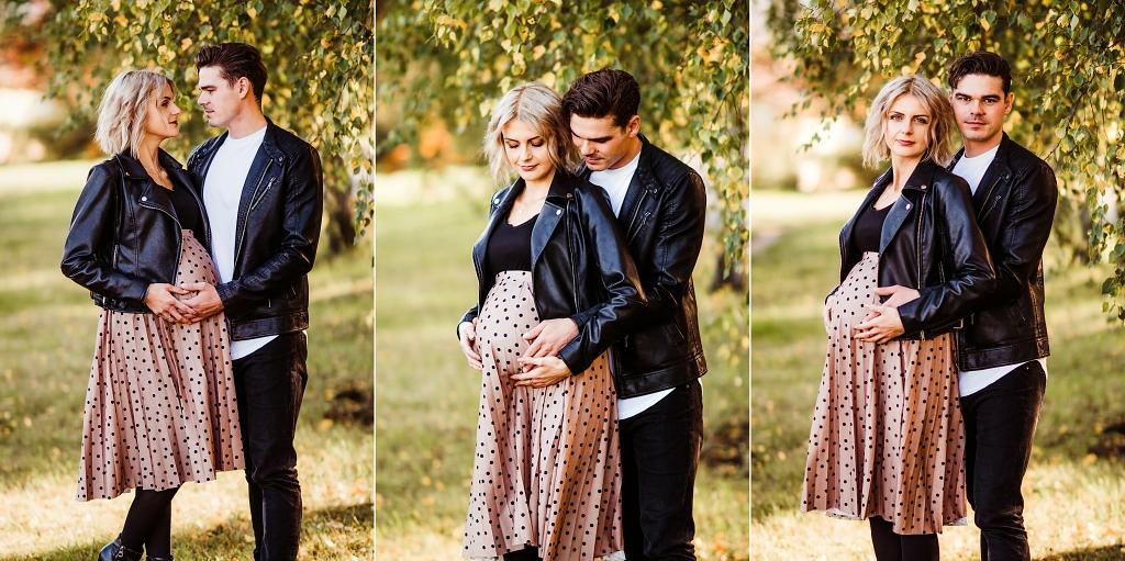 sesja dla pary, sesja ciążowa Szczecin, fotografia rodzinna