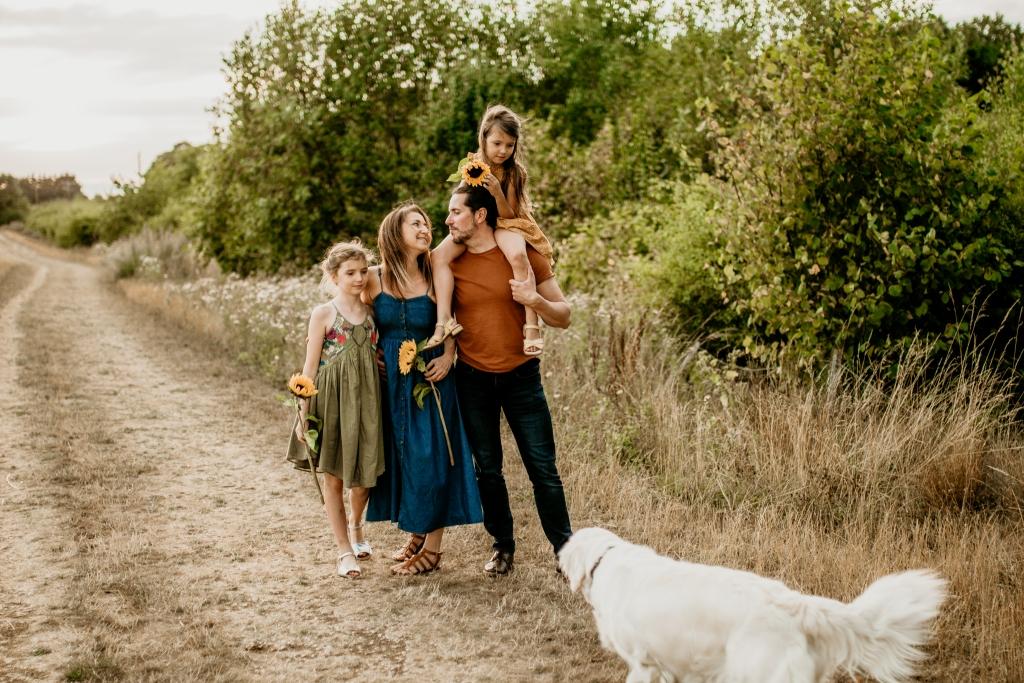 rodzinna sesja zdjęciowa w Szcecinie